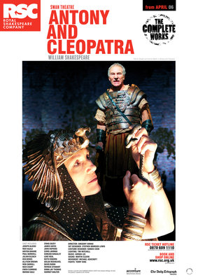 Antony and Cleopatra, 2006 by Gregory Doran - print