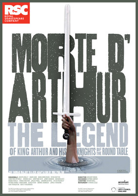 Morte D'Arthur, 2010 by Gregory Doran - print