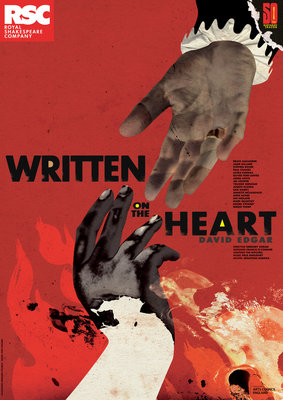 Written on the Heart, 2011 by Gregory Doran - print
