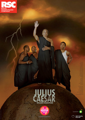 Julius Caesar, 2012 by Gregory Doran - print