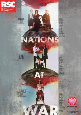 Nations at War, 2012 by Roxana Silbert - print