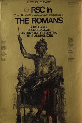 The Romans, 1973 by Trevor Nunn - print