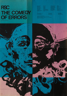 The Comedy of Errors, 1972 by Clifford Williams - print