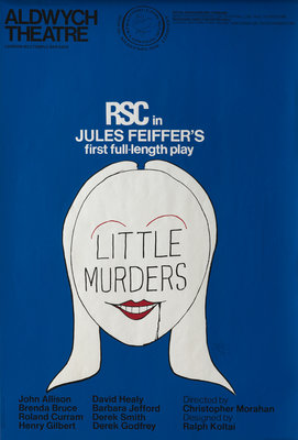 Little Murders, 1967 by Christopher Morahan - print