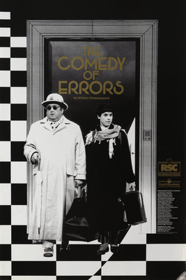 The Comedy of Errors, 1990 by Ian Judge - print