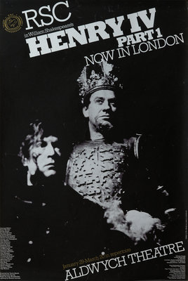 Henry IV Part 2, 1976 by Terry Hands - print