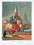 Lama of the Mongolian Tartars Poster Art Print by Vasilij Ivanovic Surikov