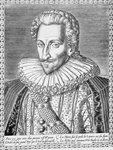 Henri IV of France as King of Navarre Poster Art Print by French School