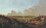 Mousehold Heath... c.1818-20 Poster Art Print by John Constable