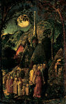 Coming from Evening Church, 1830 Poster Art Print by William Holman Hunt
