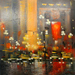 Manhattan Magic by David Farren - art