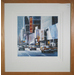 Manhattan Shadows by David Farren - art