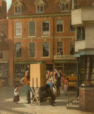 High Green, Wolverhampton, 1880 - 1889 by William J Pringle - print
