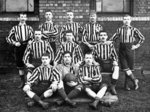 Wolverhampton Wanderers Football Club, 1880s by Unknown - print