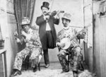 Unidentified Performing Trio, 19th century by Unknown - print
