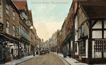 Victoria Street, Wolverhampton, 1907 by Unknown - print