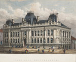 Town Hall, Wolverhampton by Unknown - print