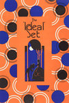 Advertisement poster for The &amp;quot;Ideal Set&amp;quot;, Walsall Lithographic Company Limited, 1920s by Unknown - print