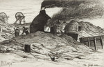The Glede Oven, 1872 by Richard Samuel Chattock - print