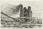 The new Buffery (pit pump), 1872 by Richard Samuel Chattock - print