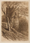 The Watchtower, 1864 - 1908 by Henry Pope - print