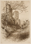 Part of the Priory, 1864 - 1908 by Henry Pope - print
