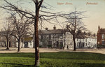 Upper Green, Tettenhall, circa 1910 by unknown - print