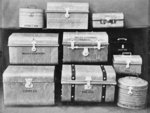 South Staffordshire Industrial and Fine Art Exhibition: Luggage by unknown - print