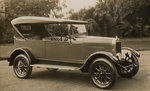 Clyno Motor Car, built in Wolverhampton, 1920s by unknown - print
