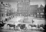 Queen Square, Wolverhampton , 1867 by unknown - print