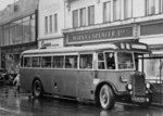 Motor Bus, Market Street, Wolverhampton, 19299 by unknown - print
