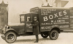 Delivery van, W J Smith (Wolverhampton) Ltd, Early 20th century by unknown - print