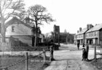 Church Road, Bradmore, circa1900 by unknown - print