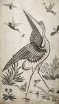 Pattern Book: Bird Design, 1688 by unknown - print