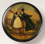 Snuff Box, 1830 - 1840 by Unknown - print