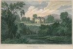 Darlaston Hall, Staffordshire by T Radcliffe - print