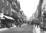 Victoria Street, Wolverhampton 1870 - 1900 by Unknown - print