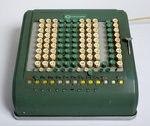 Comptometer calculating machine, 1950s by unknown - print