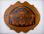 South Staffordshire Railway carriage crest, 1846 - 1867 by unknown - print