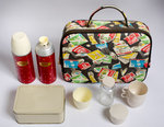Picnic case, 1960s by unknown - print