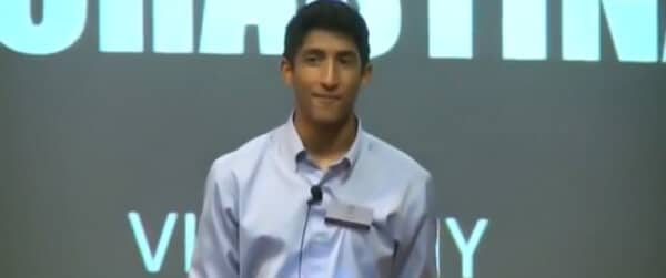 Vik Nithy Ted Talks