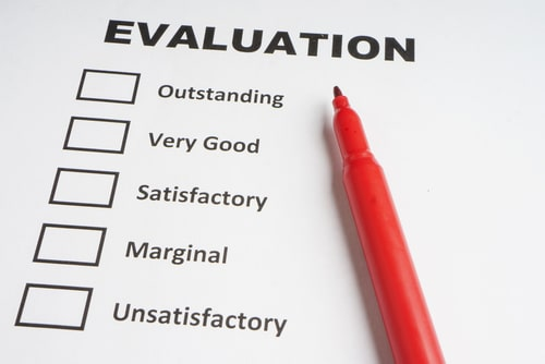 student teaching evaluation
