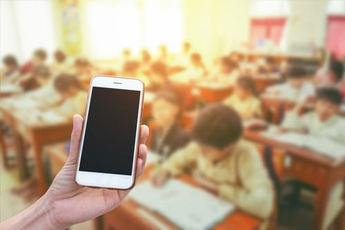 do cellphones belong in the classroom