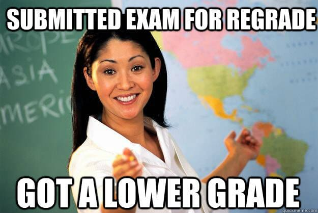 CPA exam regrade