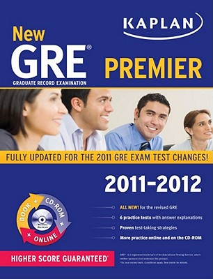 Kaplan new gre premier 2011 2012 book review the answer fandeluxe Choice Image