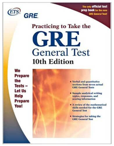best gre books