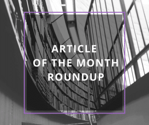 Article of the Month