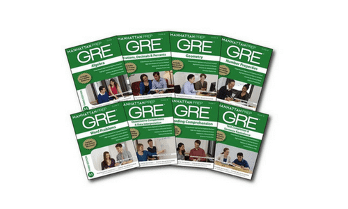 best gre review book 2014