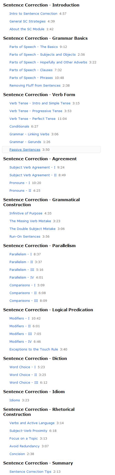 sc lessons