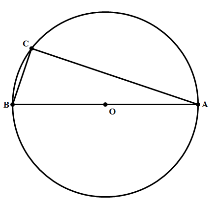 Circle problems on the gmat magoosh gmat blog 3 in the diagram above o is the center of the circle what is the length of chord ac ccuart Choice Image